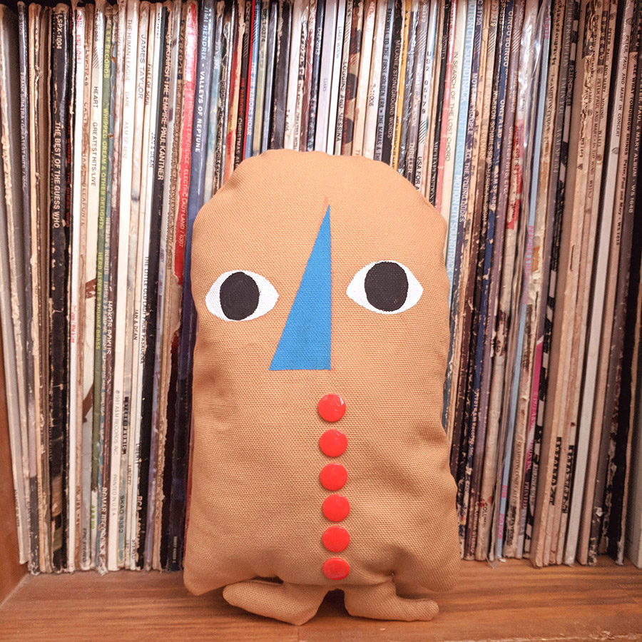 **002** This is Teak. If you alphabetize your record collection, he can always be found in the J's.